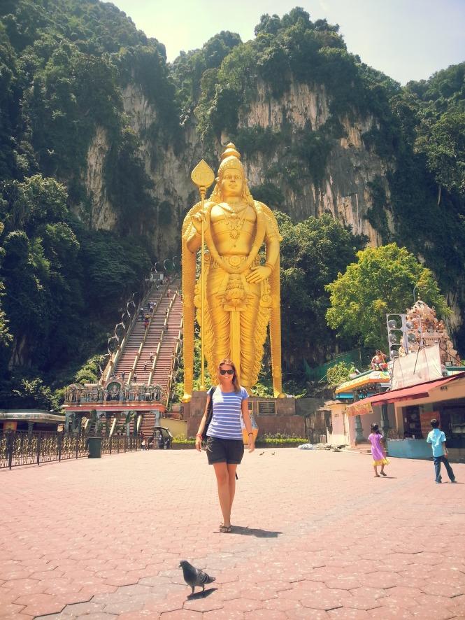 Batu caves. Malasia