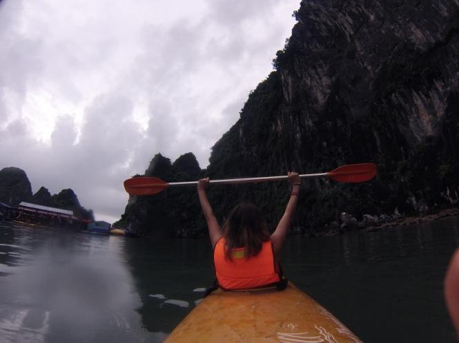 Bahía de Halong. Vietnam