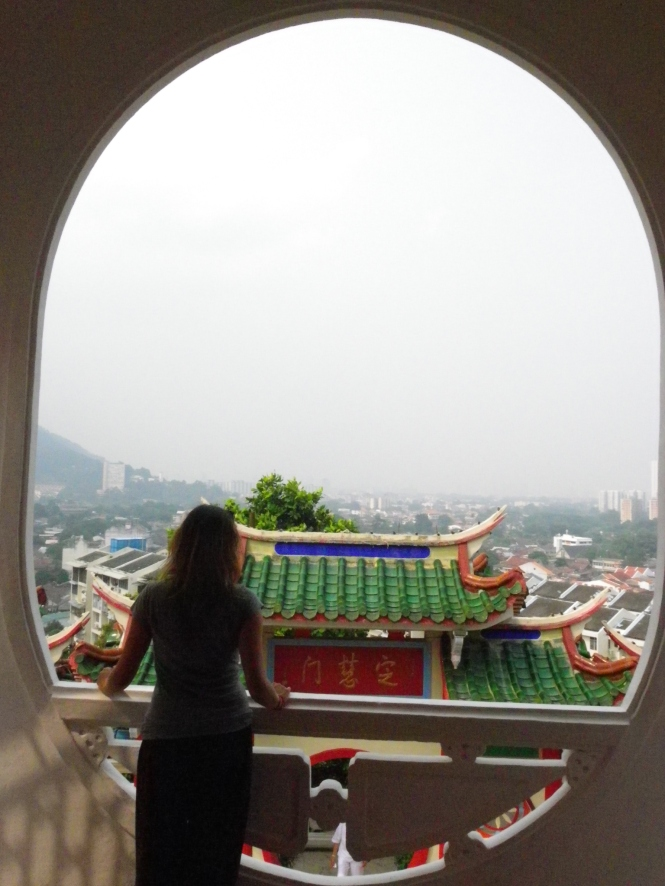 Templo Kek Lok Si. Penang. Malasia.