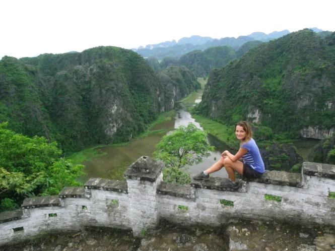 Tam Coc. Vietnam