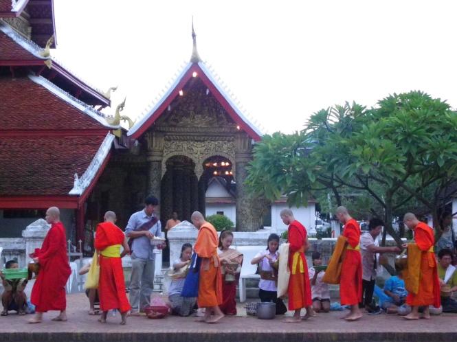 Luang Prabang. Laos